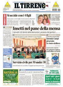 Il Tirreno Livorno - 21 Ottobre 2017