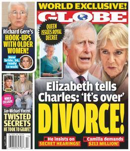 Globe – April 01, 2019