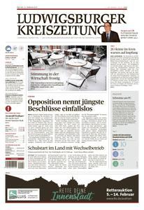 Ludwigsburger Kreiszeitung LKZ - 12 Februar 2021
