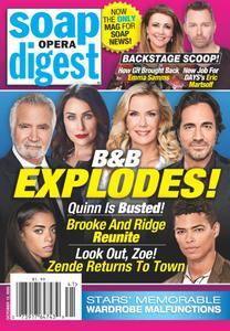 Soap Opera Digest - October 12, 2020