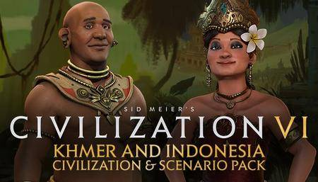 Sid Meier's Civilization VI - Khmer and Indonesia Civilization & Scenario Pack (2017)