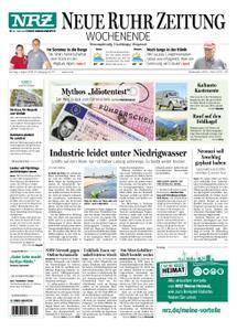 NRZ Neue Ruhr Zeitung Essen-Postausgabe - 04. August 2018