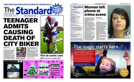 The Standard Chester & District – September 27, 2018
