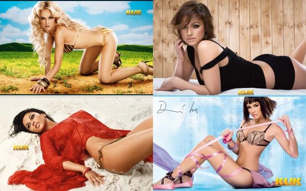 Klik Magazine - Wallpapers vol.2