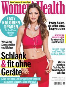 Women's Health Germany - November 2018