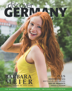 Discover Germany - March 2016