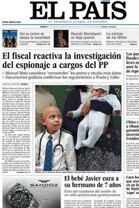 El País. 14 Marzo