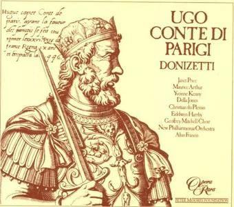 Alun Francis, New Philharmonia Orchestra - Donizetti: Ugo Conte di Parigi [1998]