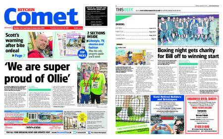 The Comet Hitchin – September 28, 2017