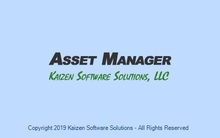 Asset Manager 2019 Enterprise 3.1.1001.0