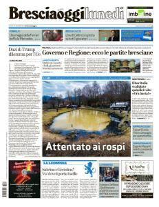 Brescia Oggi - 26 Marzo 2018