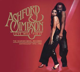 Ashford & Simpson - Love Will Fix It: The Warner Bros. Anthology 1973-1981 (2018)