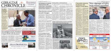 Gibraltar Chronicle – 07 May 2021