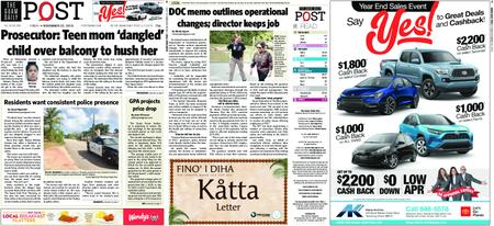 The Guam Daily Post – November 22, 2019