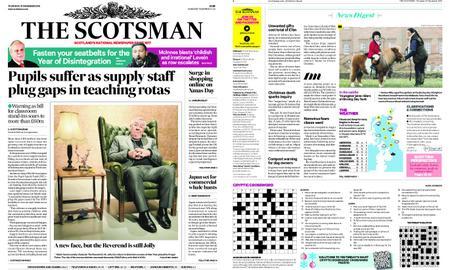 The Scotsman – December 27, 2018