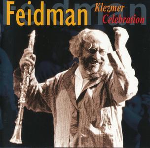 Giora Feidman - Klezmer Celebration (1997) {pläne 88809}
