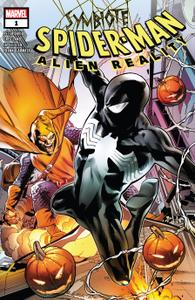 Symbiote Spider-Man-Alien Reality 001 2020 Digital Zone