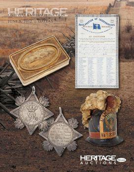 Civil War & Militaria (Heritage Auction №6088)