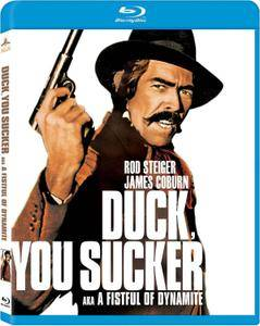 Duck You Sucker (1971) A Fistful of Dynamite + Extra
