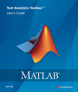 Matlab Text Analytics Toolbox User's Guide