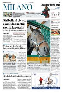 Corriere della Sera Milano – 21 giugno 2019