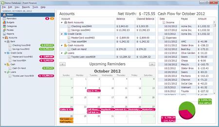 Fortora Fresh Finance 1.9.10