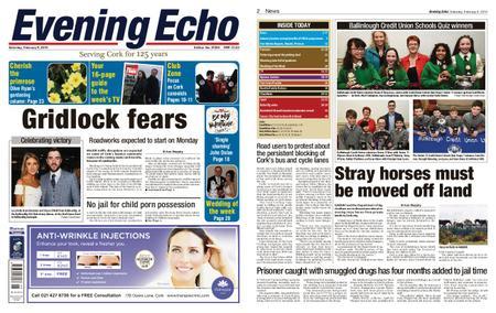 Evening Echo – February 09, 2019