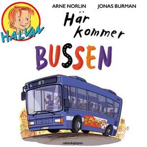«Här kommer bussen» by Arne Norlin