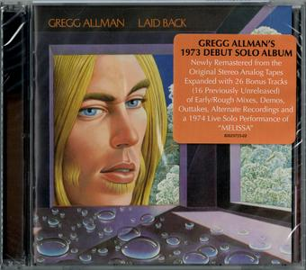 Gregg Allman - Laid Back (1973) {2019, Deluxe Edition, Remastered}