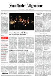 Frankfurter Allgemeine Zeitung F.A.Z. - 07. November 2017