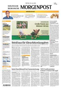 Solinger Morgenpost – 19. Juli 2019