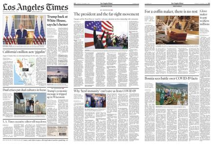 Los Angeles Times – October 06, 2020