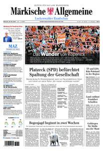 Märkische Allgemeine Luckenwalder Rundschau - 29. Mai 2019