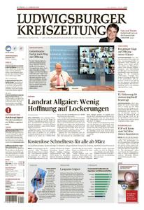 Ludwigsburger Kreiszeitung LKZ - 17 Februar 2021