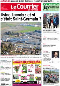 Le Courrier de l'Ouest Cholet – 03 mai 2019