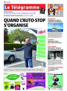 Le Télégramme Brest Abers Iroise – 05 mai 2019