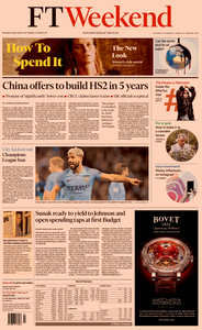 Financial Times UK – 15 February 2020