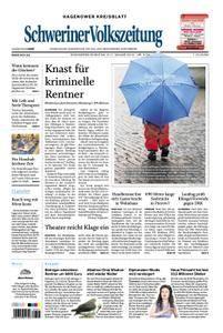 Schweriner Volkszeitung Hagenower Kreisblatt - 06. Januar 2018