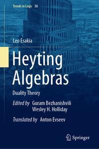 Heyting Algebras: Duality Theory (Repost)