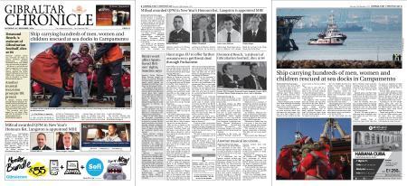 Gibraltar Chronicle – 29 December 2018