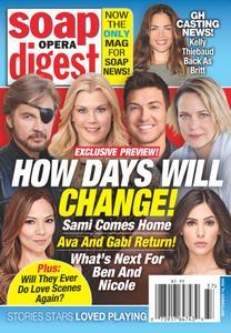 Soap Opera Digest - September 14, 2020