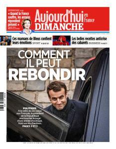 Aujourd'hui en France du Dimanche 30 Décembre 2018