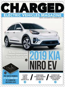 CHARGED Electric Vehicles Magazine - July/August 2019