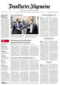 Frankfurter Allgemeine Zeitung - 20 März 2021