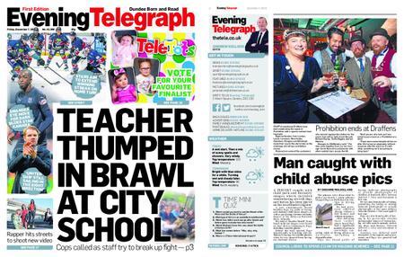 Evening Telegraph First Edition – December 07, 2018