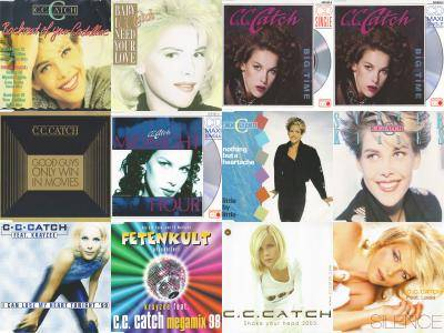 C.C. Catch: Singles Collection (1988 - 2004)
