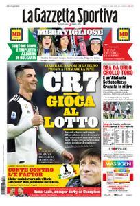 La Gazzetta dello Sport Sicilia – 26 gennaio 2020