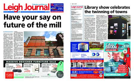 Leigh Journal – July 15, 2021