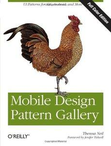 Mobile Design Pattern Gallery (Repost)