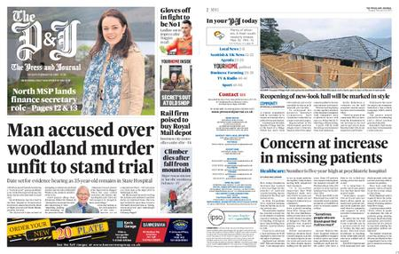 The Press and Journal Moray – February 18, 2020
